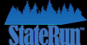 StateRun-BlueFadePines